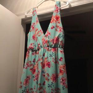 Cute short dress!